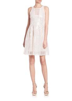 Nanette Lepore Shimmer Shine Dress