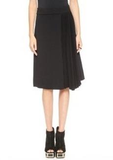 Nanette Lepore Side of Pleats Skirt