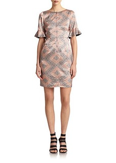 Nanette Lepore Silk Marseille Dress