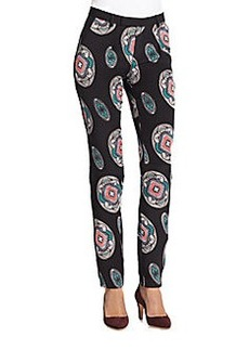 Nanette Lepore Silk Pajama Pant