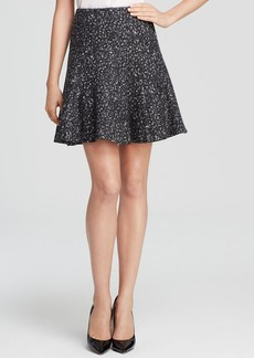 Nanette Lepore Skirt - Felted Marble