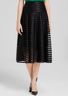 Nanette Lepore Skirt - Transparency