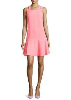 Nanette Lepore Sleeveless Dress with Dropped Waist