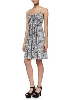 Nanette Lepore Sleeveless Truth or Flare Dress