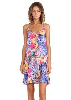 Nanette Lepore Slip Dress in Purple