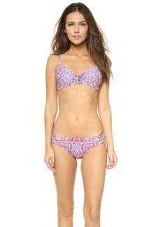Nanette Lepore Solana Beach Bikini Top