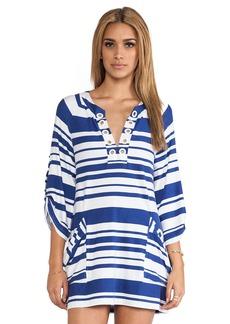 Nanette Lepore Sportif Stripe Tunic