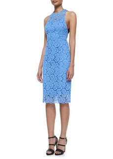Nanette Lepore Sultry Lace Cocktail Dress