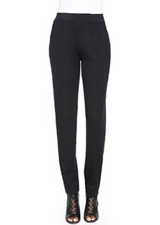 Nanette Lepore Sweater Knit Track Pants