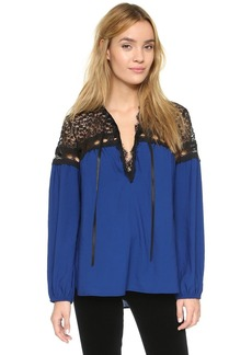 Nanette Lepore Tainted Love Top