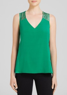 Nanette Lepore Tank - Othello Silk
