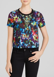 Nanette Lepore Tee - Opalescent