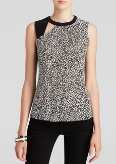 Nanette Lepore Top - Time Out Silk