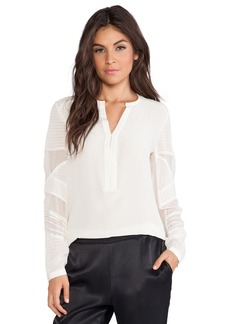 Nanette Lepore Trail Me Top