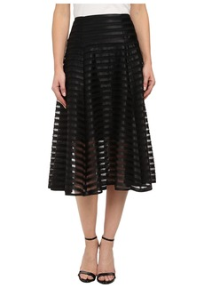 Nanette Lepore Transparency Skirt