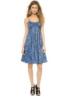 Nanette Lepore Truth or Flare Dress