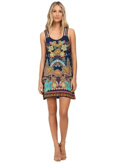 Nanette Lepore Utopia Covers Short Dress Cover-Up