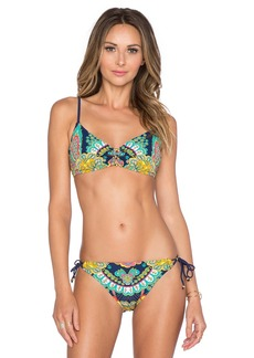 Nanette Lepore Utopia Stargazer Bikini Top