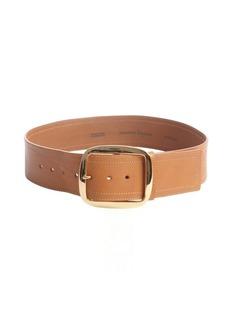 Nanette Lepore vachetta 'Dakota' oversized leather belt