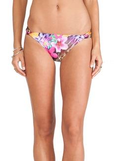 Nanette Lepore Vamp Bikini Bottom in Purple