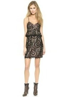 Nanette Lepore Venetian Lace Dress
