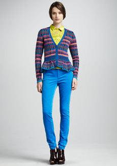 Nanette Lepore Venus Slim Pants