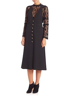 Nanette Lepore Vest Dress