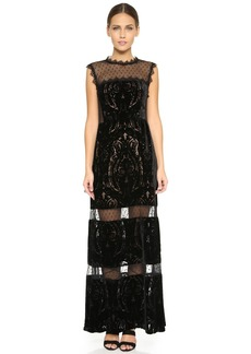 Nanette Lepore Viennese Gown