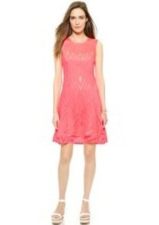 Nanette Lepore Villa Lace Dress
