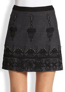 Nanette Lepore Whirling Dervish Skirt