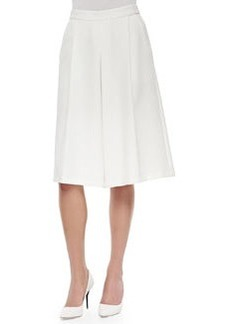 Nanette Lepore Wide-Leg Stretch-Knit Culottes