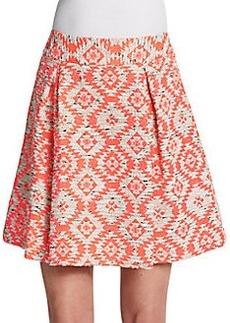 Nanette Lepore Wildcat Skirt