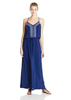 Nanette Lepore Women's Costa Del Sol Maxi Dress Cover Up