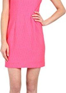 Nanette Lepore Women's Feelin' Lucky Knit Dress, Flamingo, 2