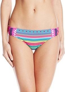 Nanette Lepore Women's Flora Fiesta Charmer Hipster Bikini Bottom