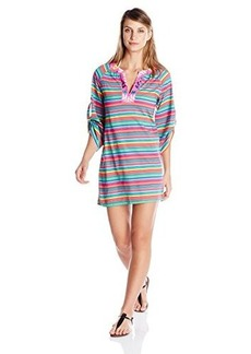 Nanette Lepore Women's Flora Fiesta Tunic Cover Up