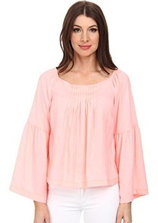 Nanette Lepore Women's Island Party Top, Creamsicle, 12