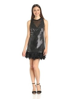 Nanette Lepore Women's Le Disco Dress