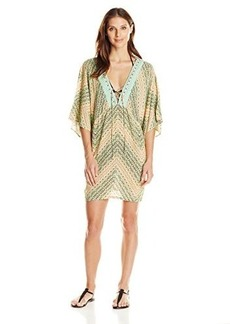Nanette Lepore Women's Paso Robles Tunic Cover Up