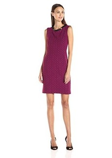 Nanette Lepore Women's Rite Of Passage Dress, Raspberry, 2