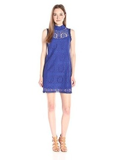 Nanette Lepore Women's Sunkissed Dress, Violet, 0