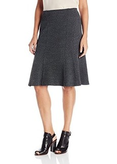 Nanette Lepore Women's Tea Party Skirt, Charcoal, 2