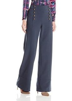 Nanette Lepore Women's Undercover Trouser, Slate, 2