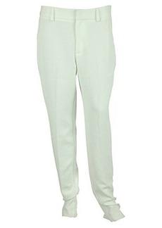 Nanette Lepore Womens White Pow Wow Flat Front Trouser Pants 4