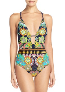 Nanette Lepore 'Utopia Goddess' One Piece Swimsuit