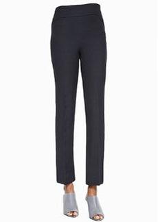 Flat-Front Slim Pants, Lava   Flat-Front Slim Pants, Lava