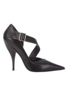 Narciso Rodriguez Asymmetric Julianna Half d'Orsay Pumps