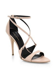 Narciso Rodriguez Ava Italian Leather Sandals