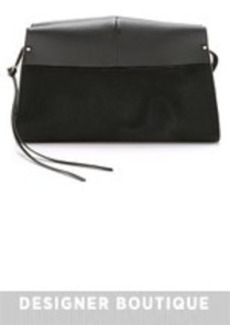 Narciso Rodriguez Aya Haircalf Clutch