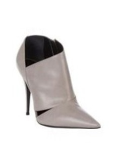 Narciso Rodriguez Carolyn Cutout Ankle Boots